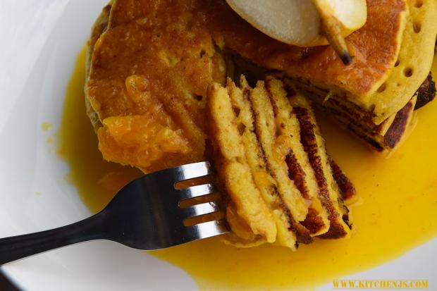 orange-pancakes
