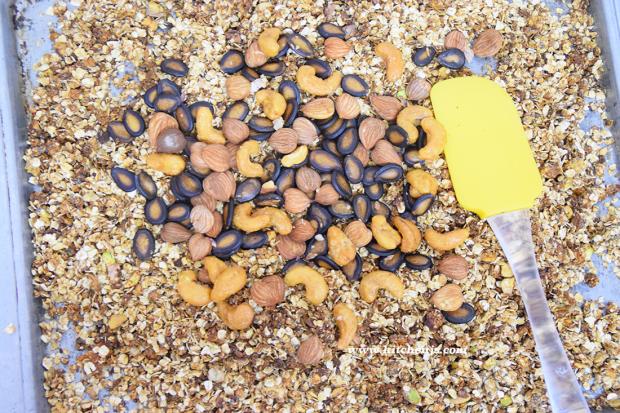 granola mix 1